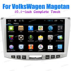 OEM Manufacturer Auto GPS Navigation Special 2 Din Car Radio VolksWagen Magotan Video System