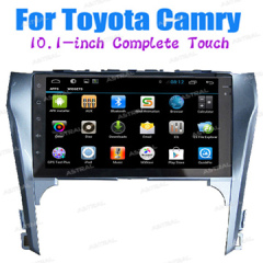 Factory Supplier Tull Touch Car Stereo Player Pure Android Toyota Camry Auto HD Video Systems