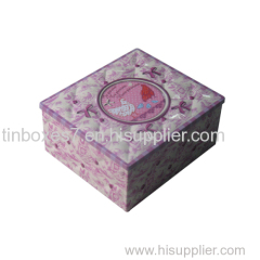 gift packaging tin boxes food packaging tin cans