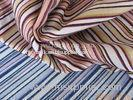 100% Cotton Yarn Dyed Fabric , Stable Quality Plain Weave Chenille Fabric for Apparel