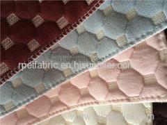 Jacquard stretch knitted mattress fabricla tela jacquard de punto estirado