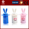 The newest ABS transfer printing film with simple pattern for toothpick holder