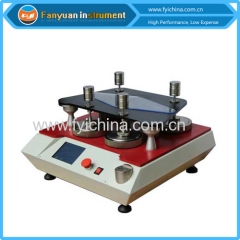 New Model Martindale Abrasion and Pilling Tester