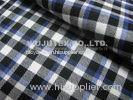 85% Cotton 15% Wool Check Twilling Yarn Dyed Cotton Wool Fabric with Liquid Ammonia Finish