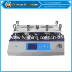 Digital MartindalePilling and Abrasion Tester from China