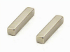 Zn coating sintered ndfeb rectangular bar magnets block