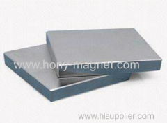 permanent sintered neodymium magnet sheet block