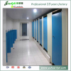 Jialifu Modern ISO9001 12mm HPL shower toilet cubicle