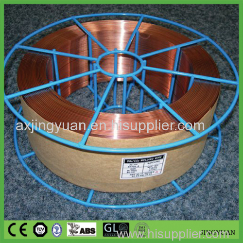 AWS A5.18 co2 welding wire with factory price and high quality