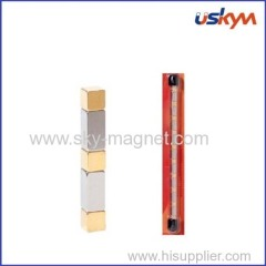 convenient package neodymium magnet