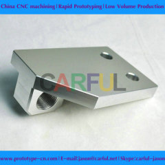 CNC Machining parts according to your drawing or samples
