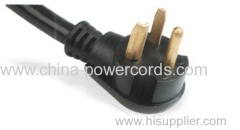 2 POLE 3 WIRE Grounding Power Cord