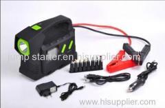 2014 Hot sale Multi-Function car jump starter 23100mAh 24V lithium battery mini car jump starter