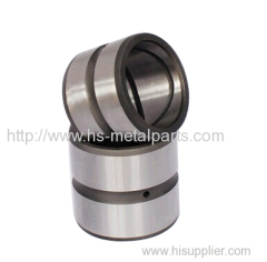 Excavator bucket spindle parts