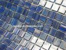 Antiqued Glass mosaic tile