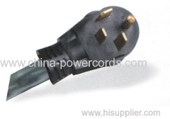 4 wire grounding plug