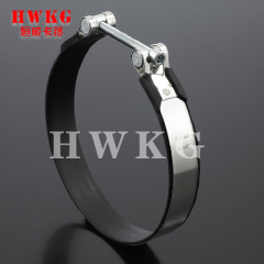 Heavy Duty Hose Clamp-Rubber Blanket (DIN)