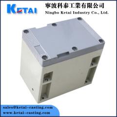Aluminium-Legierung Transformator Shell