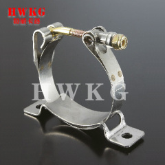 Heavy duty band clamps