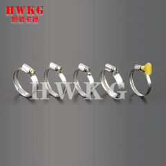 worm drive hose clamps china