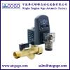 2 way brass electro mechanical water valve pipe timer for drain valves 12v 24v 110v 220v