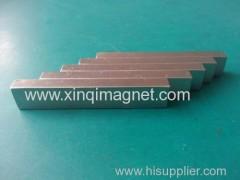 Industrial used magnet N45SH Nickle coated used in moto