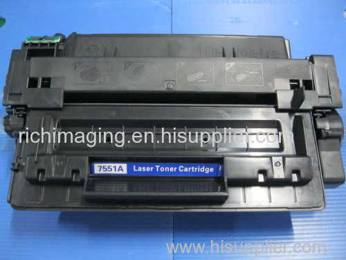 7551A Compatible For HP Toner Cartridge