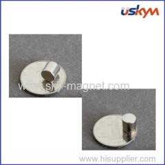 small neodymium magnets with nickel coating