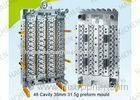 Hot Runner Steel 48 Cavity 30g PET Preform Mould for Plastic Bottle