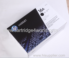Original hp 16A black toner cartridge(Q7516A)