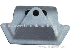 Sand casting Alloy steel forklift parts