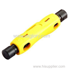 Coaxial Cable Stripper Tool RG59/62/6/11/7/213/8