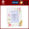 New arrival flower design heat transfer film for photo frame