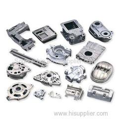 Zinc die casting processing factory
