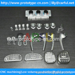 made in China cheap precision Machining Complex CNC Milling part supplier and manufacturer