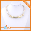 Gold Jewelry Necklace Fashion Beaufiful Round Beads Necklace