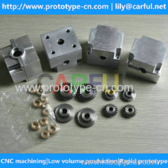 offer Medical equipment parts CNC machining service in China
