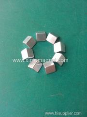 Permanent NdFeB magnets Zn coated widely used in industry