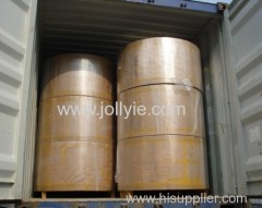 pe coated cup paper in roll for paper cup