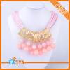 New Trend Fashion Necklace Jewelry Latest Design Bead Necklace