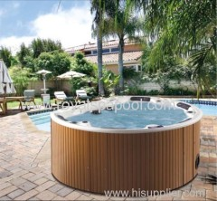 Spa Tub Outdoor spa pool