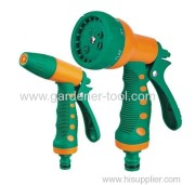 garden hose nozzle part name