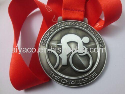 Sydney harbour 10k run participant medals, award medals