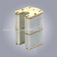 12kv/2000a vacuum circuit breaker spring flat contact
