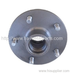 Casting Hubs for trailer axle