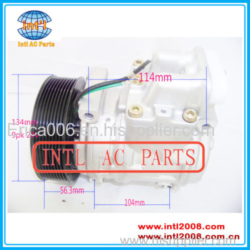 New Auto AC Compressor for MB Trucks Actros 447200-0014 0002340811 A0002340811