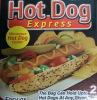 Microwave hot dog cooker hot dog cooking bag
