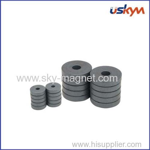 ferrite magnet ring shape