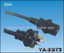 Australia Standard Power Extension Cord