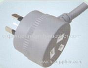 FS-3F SAA Approval AC Power Cord